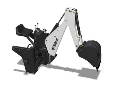 Bobcat Backhoe Attachment - For Sale in KS and OK - White Star Machinery